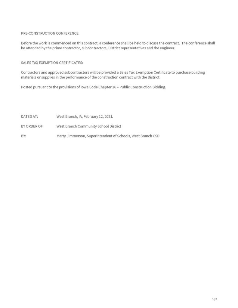 190146 - Notice to Bidders, WBCSD Track Resurfacing - 02.12.2021_Page_3